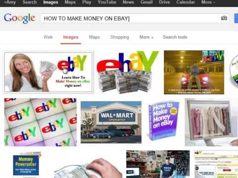 How To Make Money Fast Selling Nothing on eBay