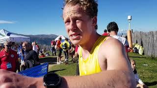 World Mountain Running Championships 2018 Canillo Andorra
