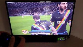 FIFA 16 Ultimate Team LG G2 HDMI bluetooth gamepad 40
