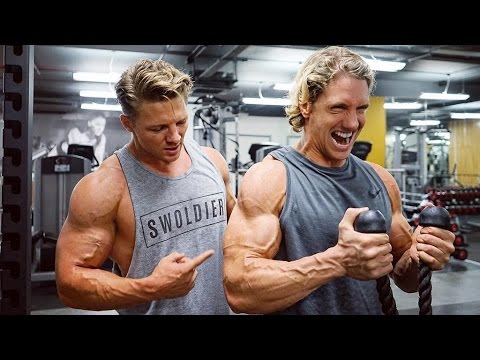 THE BEST WORKOUT PROGRAM EVER | BIG: BUILDING GREATNESS