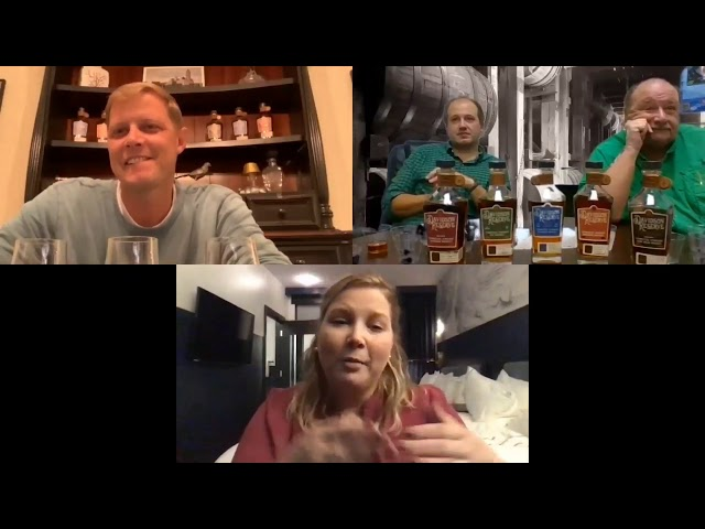 Tasting with Jeff Pennington and Ashley Barnes