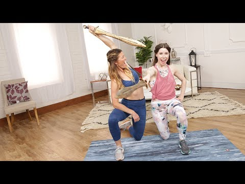 Game of Thrones Workout Game | Class FitSugar