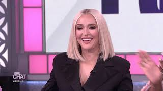 Erika Jayne FromRHOBHTalks About Her New Role On Broadway InChicago!