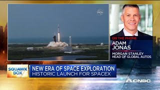 Spacex Could Go Public Within A Couple Of Years: Morgan Stanley's Adam Jonas
