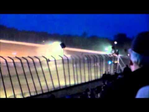 Matt Humphrey- Heat Race at Clay County Speedway 5-17-14