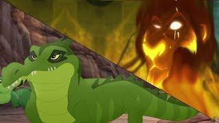 Video Lion Guard: Kiburi  takes over & Scar schemes | Let Sleeping Crocs Lie HD Clip download MP3, 3GP, MP4, WEBM, AVI, FLV Agustus 2017