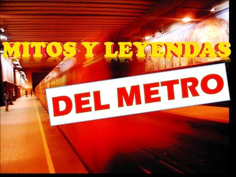MITOS Y LEYENDAS DEL METRO!!! De la Ciudad de Mexico!!!