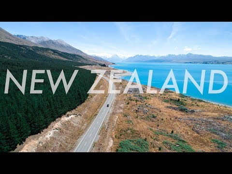 The South Island of New Zealand  // UNTAPPED BEAUTY