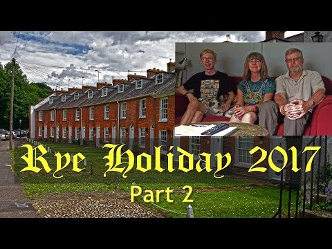 Rye Holiday 2017   Part 2