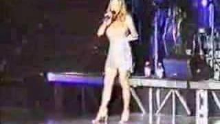 """Mariah Carey """"Emotions"""" Live 2000 Rainbow Tour Milan"""