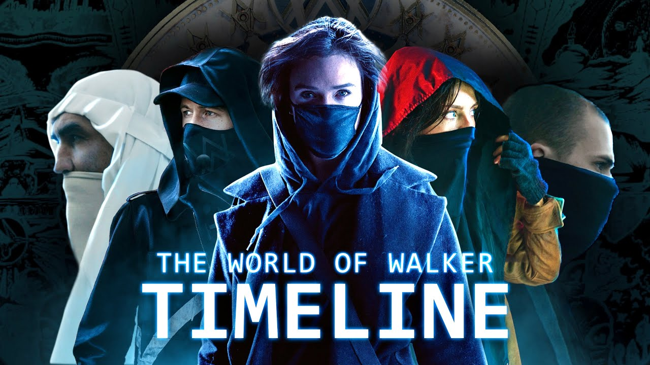 The World Of Walker Timeline | A Complete Look At Alan Walker's Music Video Universe