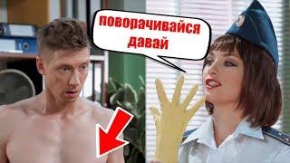 На Троих - Таможня  и Украина, раздели до трусов | Дизель шоу
