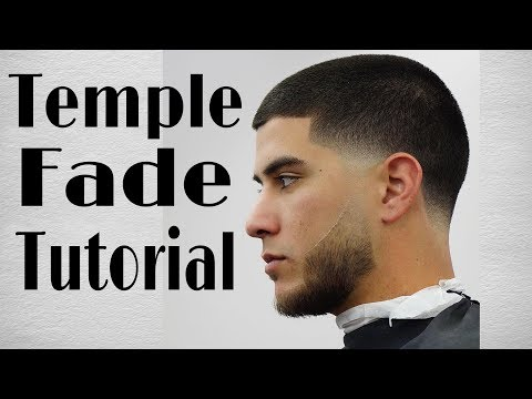 How to do a Brooklyn fade - how to temple and neck fade - fading the neck