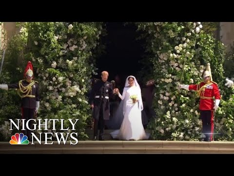 Prince Harry, Meghan Markle Expecting A Baby In The Spring | NBC Nightly News