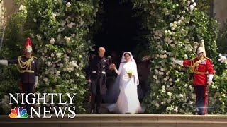 Prince Harry, Meghan Markle Expecting A Baby In The Spring   NBC Nightly News