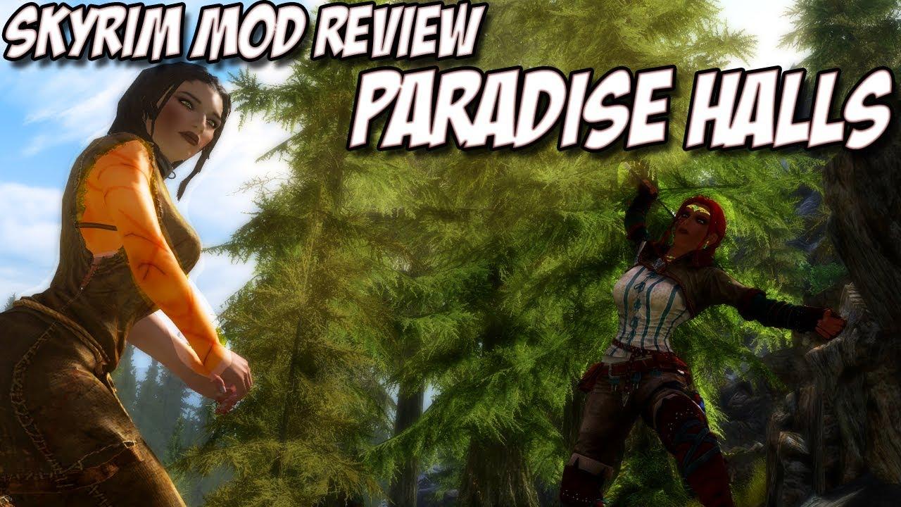 Skyrim Mods Review Paradise Halls Skyrim Slavery Wip By Layam