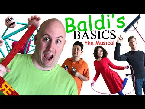 BALDIS BASICS: THE MUSICAL (Live Action Original Song)