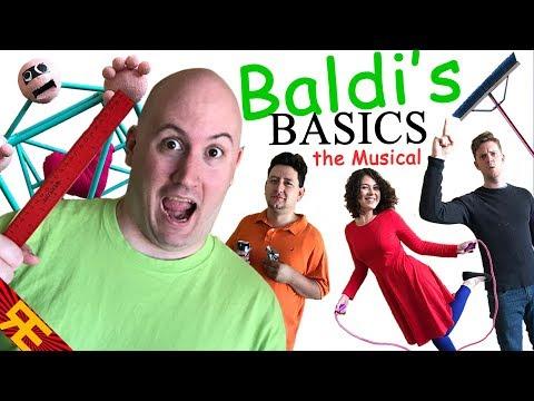 BALDI'S BASICS: THE MUSICAL (Live Action Original Song)