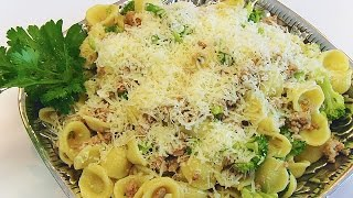 Betty's Pasta With Turkey And Broccoli