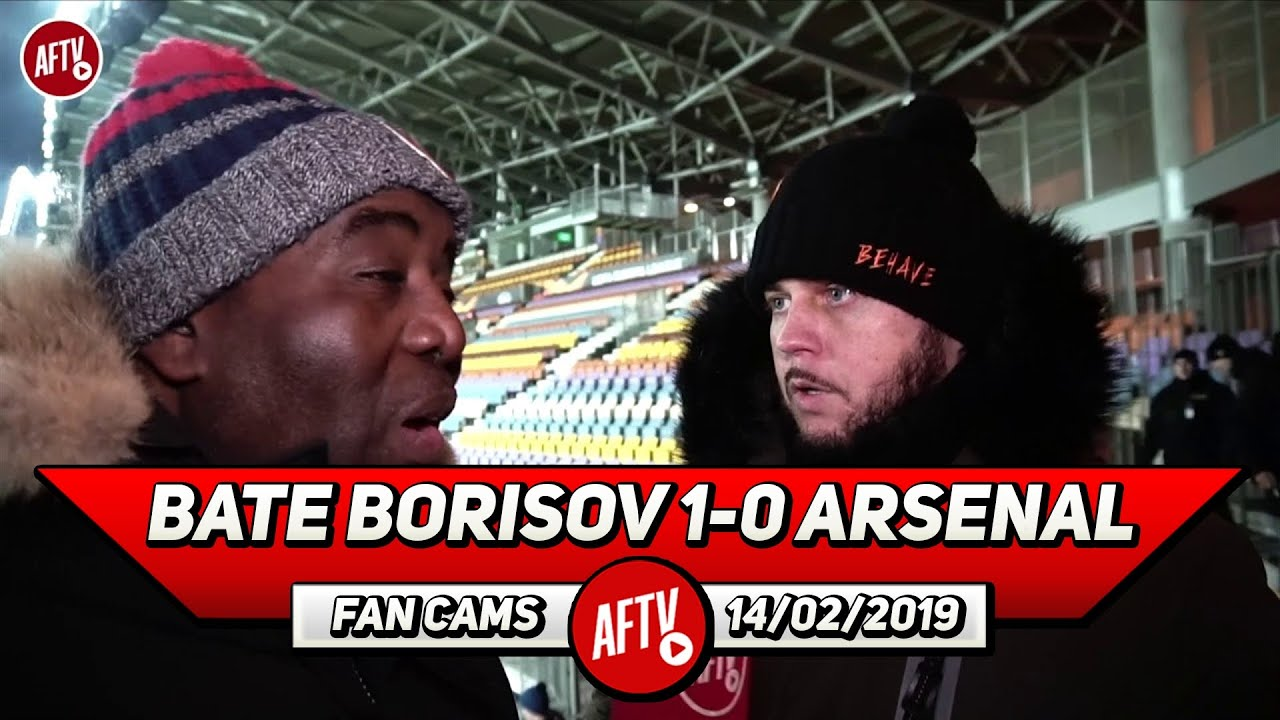 Bate Borisov 1-0 Arsenal | We Lost To A Team That Looks Like A WIFI Password! (DT Rant)