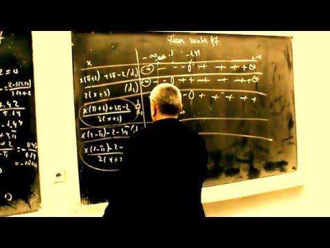 Lesson number 47-  Fundamentals of mathematics  -  Inequalities