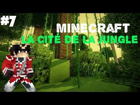 La Cité De La Jungle #07 : CONSTRUCTION AVEC COREL !
