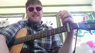 Post Malone, Nicki Minaj - Ball For Me // easy guitar tutorial