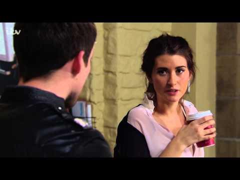 Debbie Schools Robbie On Her Business Practices - Emmerdale