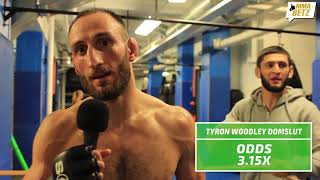 UFC 228 : Darren Till vs Tyron Woodley - svenska proffs tippar