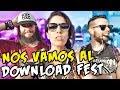 ¡DOWNLOAD FESTIVAL MADRID 2017!