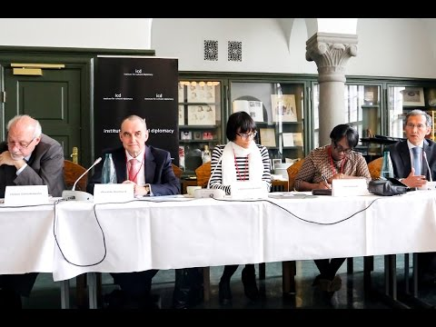 """Panel Discussion: """"Human Rights: International Governance, State Prerogatives"""""""