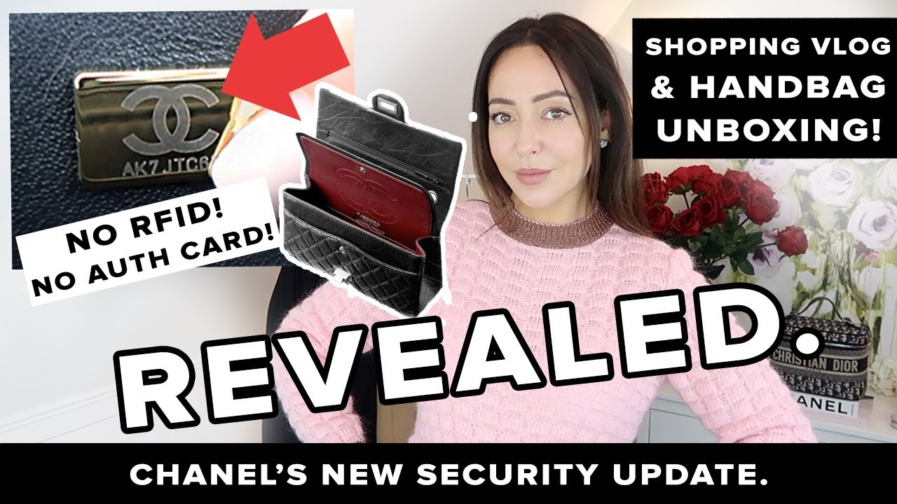 REVEALED: CHANEL's NEW SECURITY MEASURE - Complete change to the Datecodes!   LUXE SHOPPING VLOG