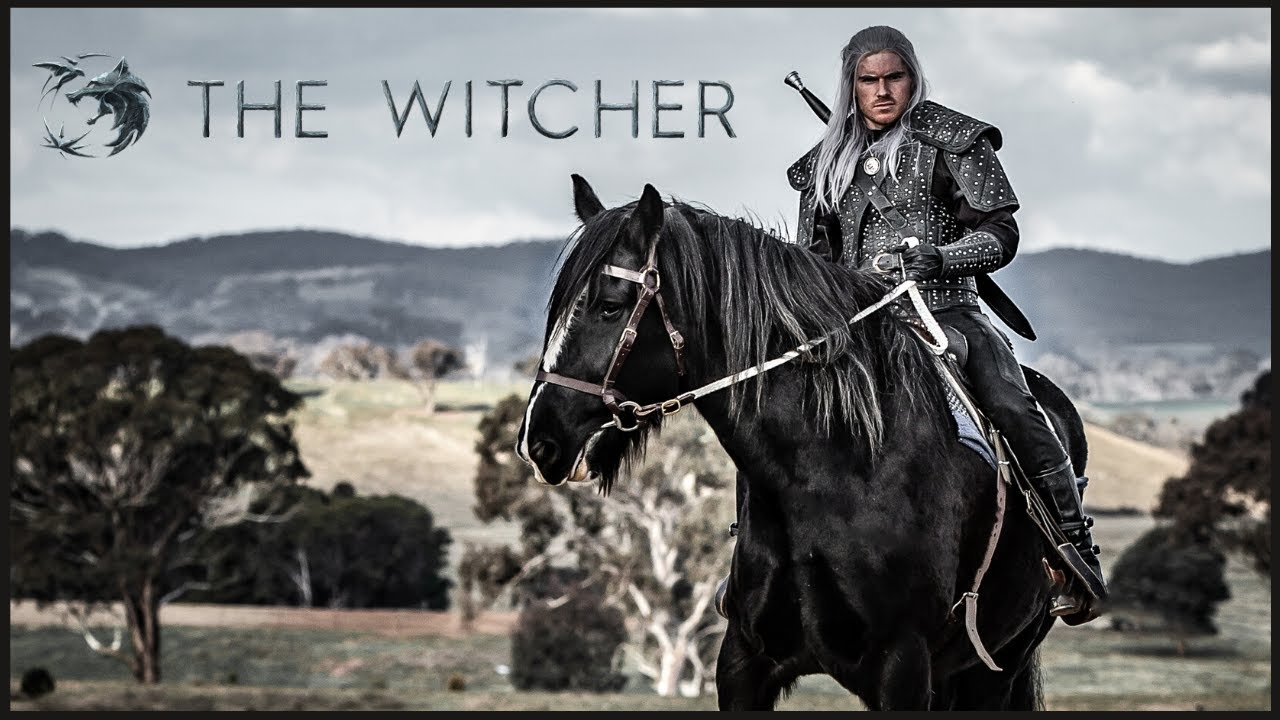The Witcher- Geralt Cosplay Reveal!