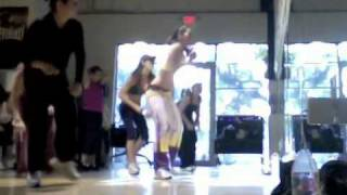Zumba by Tania Amthor Cardio Warm-up Choreography