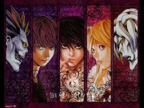 Death Note Opening 2 (Full)
