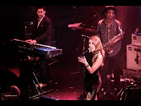 Haley Reinhart Creep at theTroubadour feat Scott Bradlee