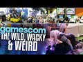 Gamescom: The Wild, Wacky, & Weird