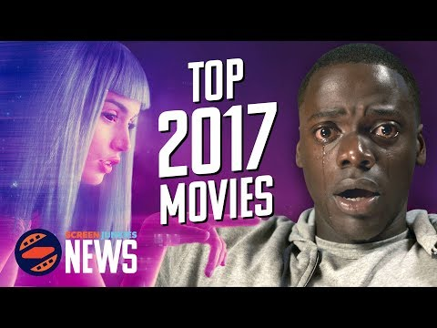Top 10 Movies Of 2017