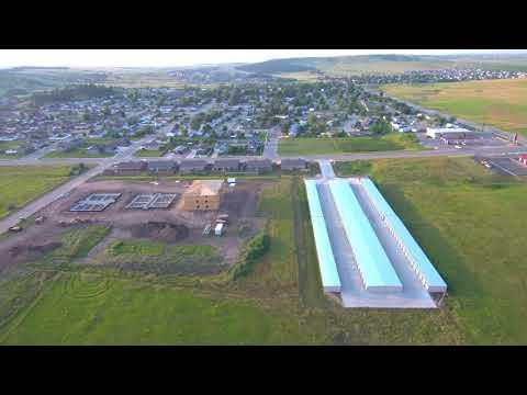 Rapid City, South Dakota 4k Drone