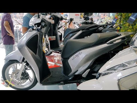 Honda SH 150i ABS 2019 - Bạc Đen - Walkaround Mp3