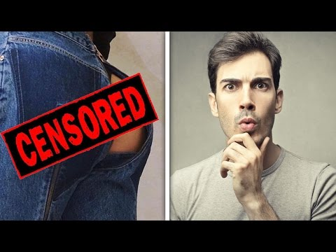 Thumbnail: Open Butt Jeans Are Selling Out