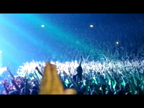 IRON MAIDEN-Wasted Years-Zagreb 2013