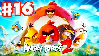 Angry Birds 2 Gameplay Walkthrough Part 16! Thanks for every Like a...