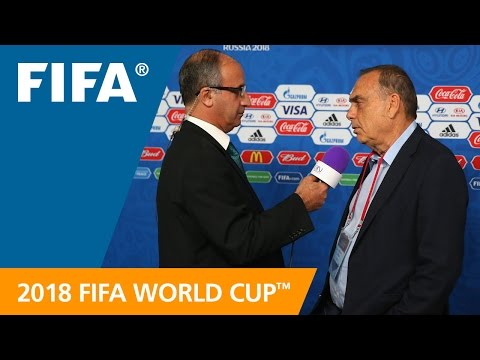 Avram Grant (Ghana) REACTION: World Cup Preliminary Draw