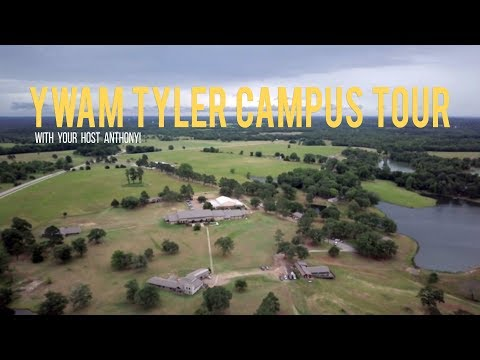 Campus Tour Of The YWAM Tyler Base