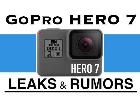 GoPro HERO 7 Leaks and Rumors - YouTube