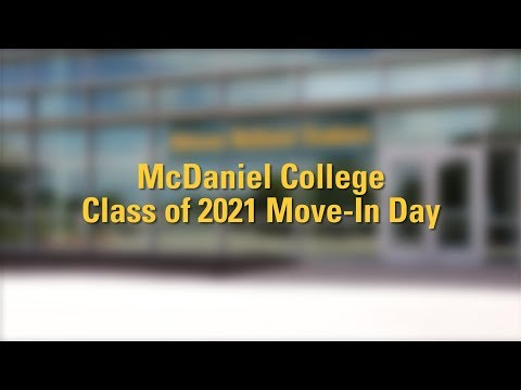 Class of 2021 Move-In Day | McDaniel College