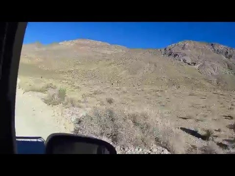 Death Valley Camping Trip January 2016
