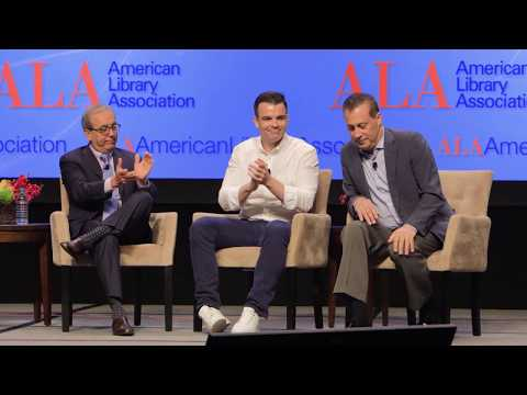 2017 ALA Annual Conference - Dr. Carla Hayden with Public Library Panel