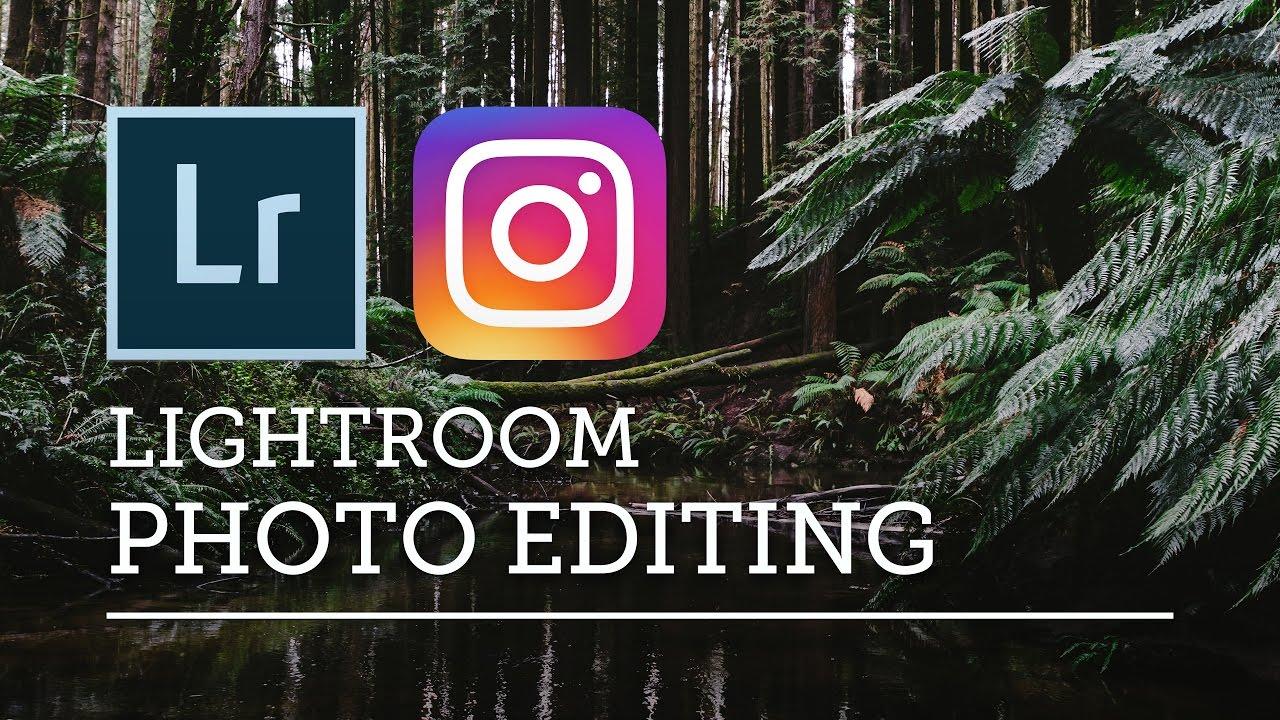 HOW TO EDIT PHOTOS using VSCO Lightroom Presets for Instagram